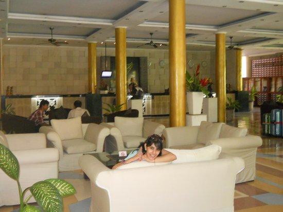 Kind Villa Bintang Resort & Spa: Resort Reception / Lobby