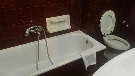 Ambasciatori Place Hotel : Bagno