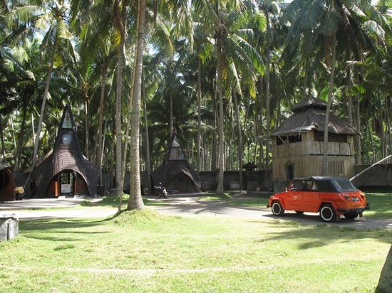 Adimelali Bali - Day Tours: VW e-BaT ECOVELOWAGEN PACKAGE