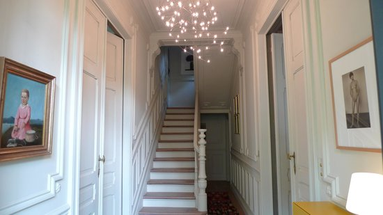 Le Hall d\'entrée - Picture of La Villa, Brussels - TripAdvisor