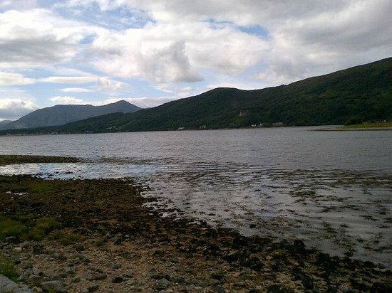 Ballachulish Hotel: View from the Hotel