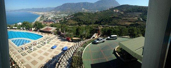 Utopia World Hotel: Hotel views