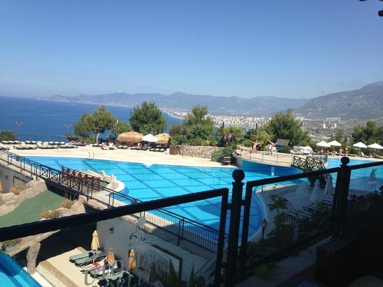 Utopia World Hotel: Room view was stunning!