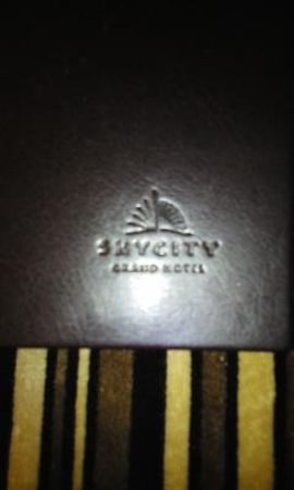 SKYCITY Grand Hotel : ホテルの案内