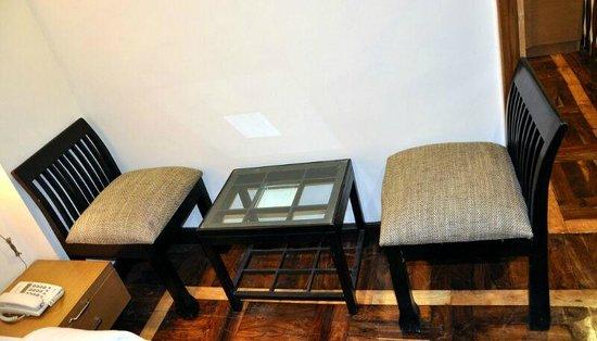 The Manali Inn: Spacious n clean rooms