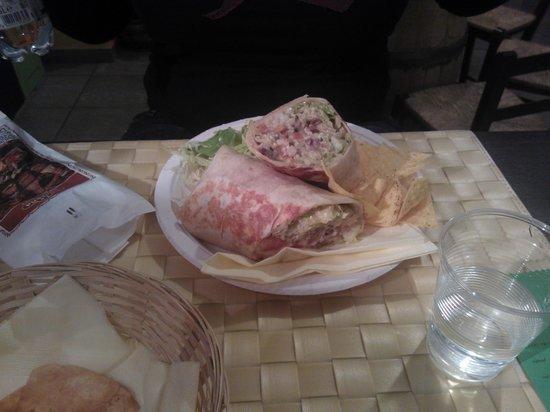 El Conquistador: Burritos