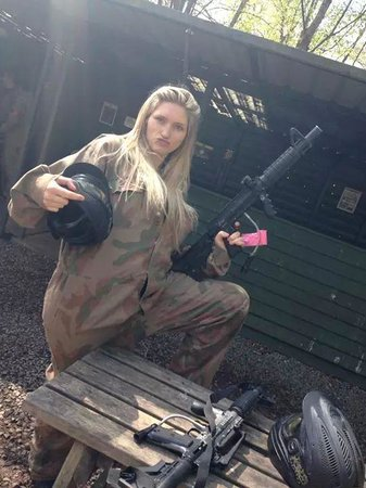 Delta Force Paintball Lichfield: great