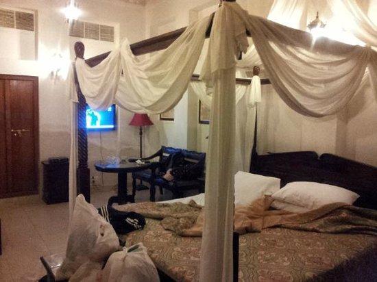 Barjeel Heritage Guest House: 客房