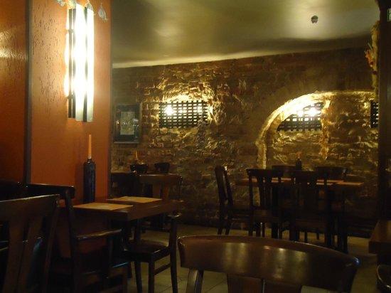 Интерьер ресторана Kiploku Krogs