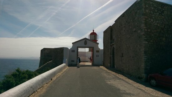 SENSIMAR Falesia Atlantic : Lighthouse in Cape St Vincent