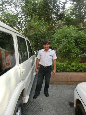 Rajasthan Four Wheel Drive Pvt. Ltd.: Our Driver: Gaurav Singh