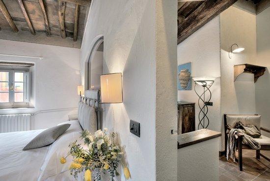 Salvadonica - Borgo Agrituristico del Chianti : Rooms