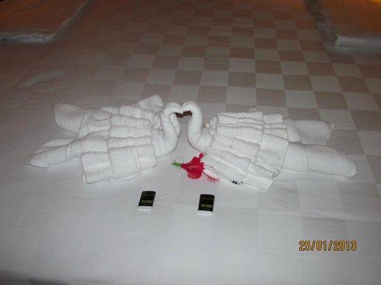 Munari Resort & Spa: Bed
