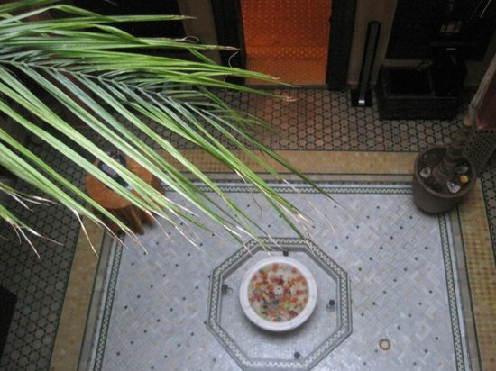 Riad Reves D'orient: Patio