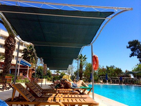 Cactus Club Yali Hotels & Resort : piscine