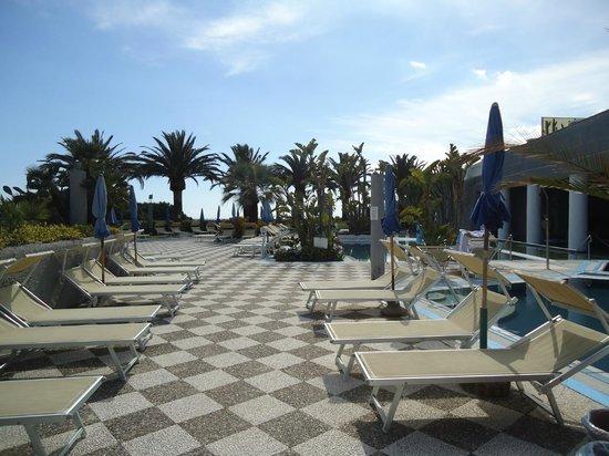 Park Hotel & Terme Romantica: parco termale
