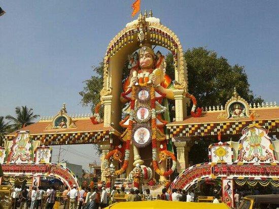 Tumkur, الهند: Kote Anjaneya Tumkur