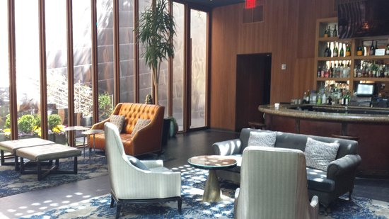 Dream Downtown : Bar dans le lobby
