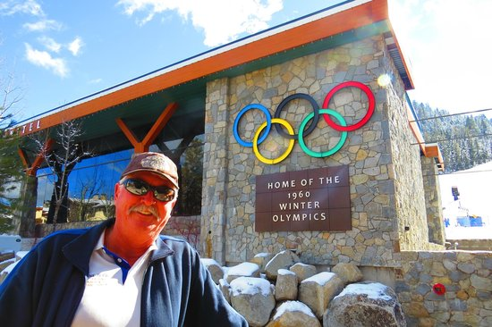 Squaw Valley Ski Area: 54 Years on , no snow !