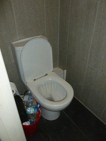 Abercorn House: WC (bagno privato)