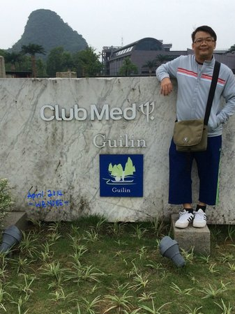 Club Med Guilin : :)