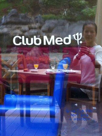 Club Med Guilin: :)