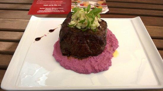 Marta's Workshop: Beef fillet
