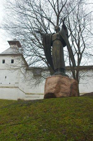 Yaroslavna Monument
