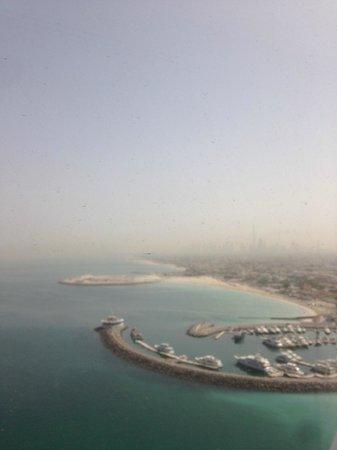 Burj Al Arab Jumeirah : Aussicht