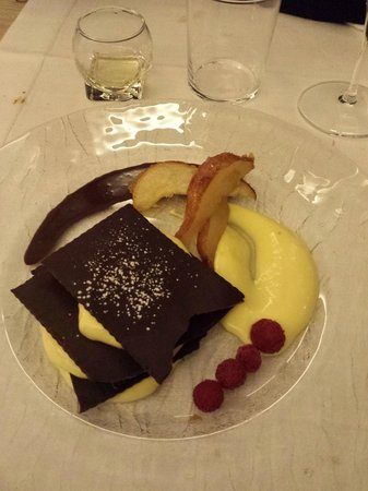 CIBI: dessert