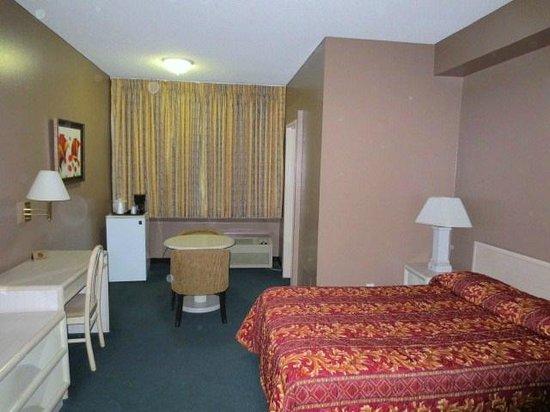 Hotel Pacific Garden: 客室
