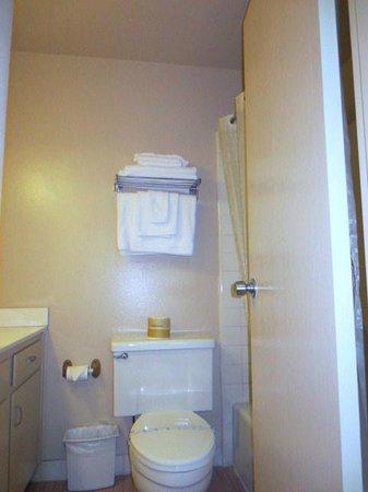 Hotel Pacific Garden: 浴室