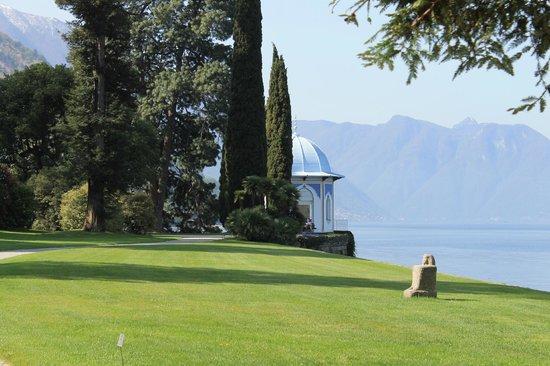 i Giardini di Villa Melzi: villa melzi