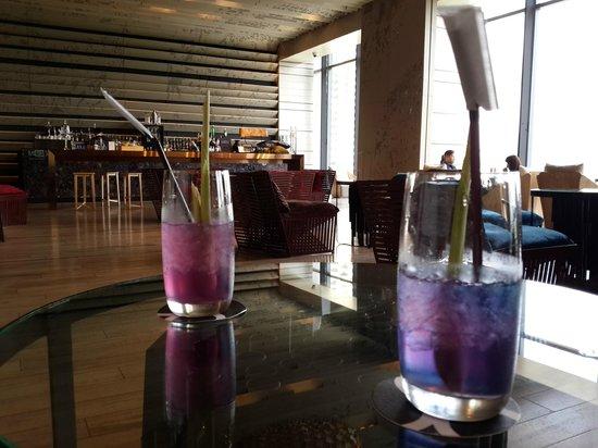 SO Sofitel Bangkok: Hotel lounge / lobby