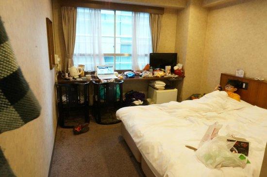 Kadoya Hotel: room 805