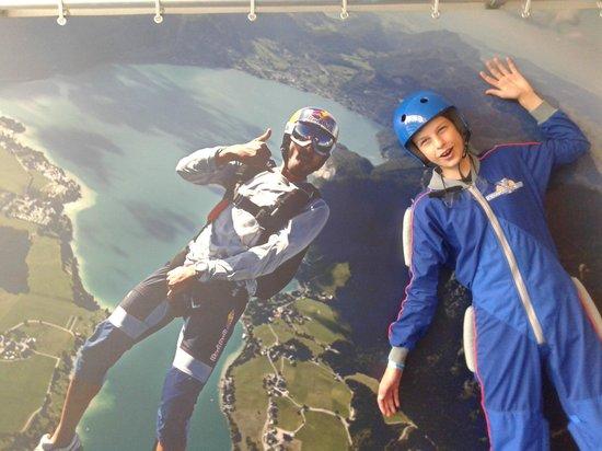 ... - Foto de Indoor Skydive Roosendaal, Roosendaal - TripAdvisor