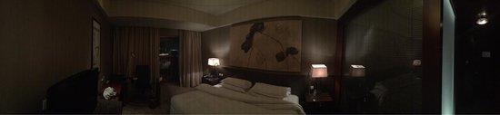 Regent Beijing: Panoramic of our room