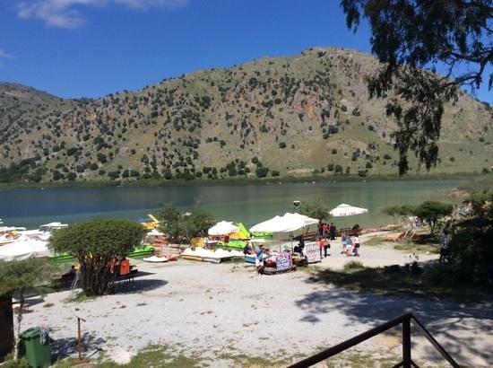 Lake Kournas 2