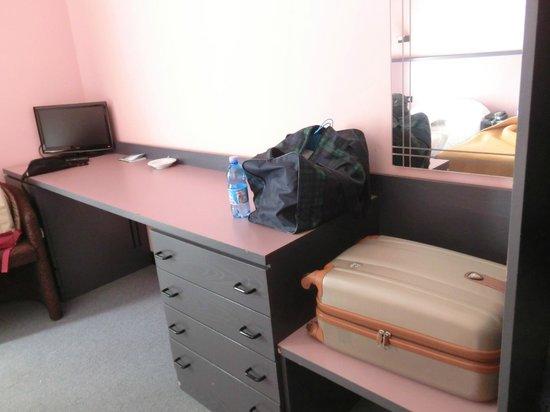 Clorinda Paestum Hotel: il piccolo posto per la valigia