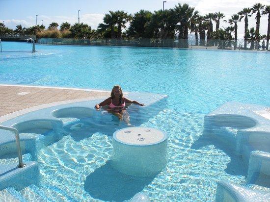Gran Melia Palacio de Isora Resort & Spa: main pool area