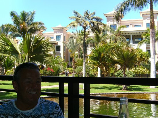 Gran Meliá Palacio de Isora Resort & Spa: view from Pangea restauranrt