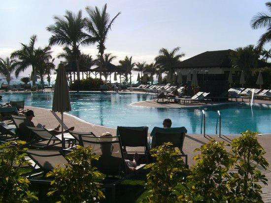 Gran Meliá Palacio de Isora Resort & Spa: Adult pool area