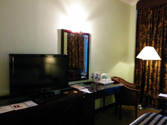 Mount Lavinia Hotel: Neat and tidy
