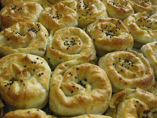 Hanimeli Restaurant : Ispanaklı börek
