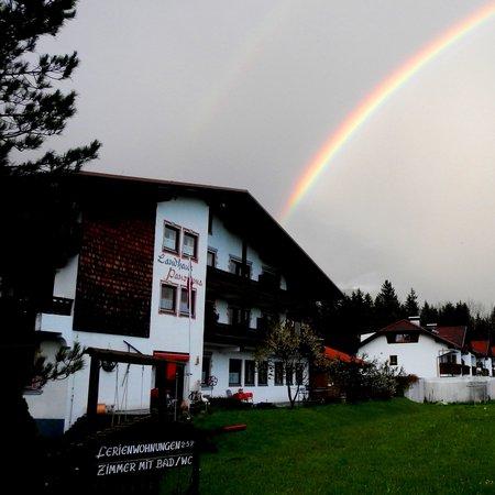 Landhaus Panorama: The pot of gold of accomodations!
