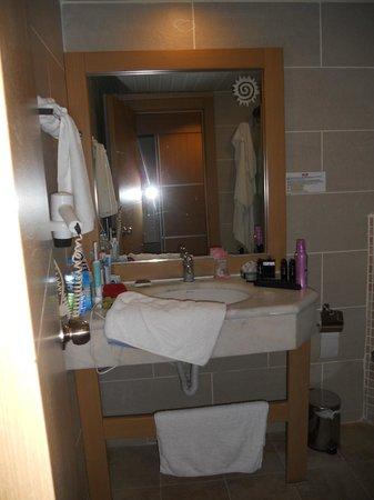 Ersan Resort & Spa: Salle de bains