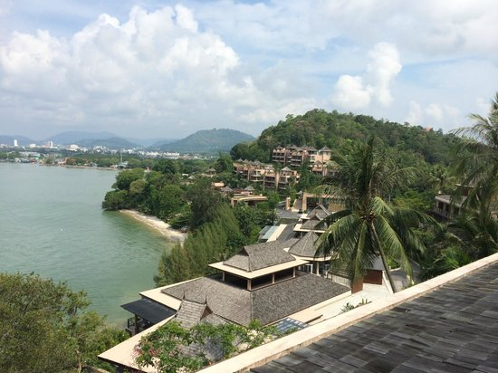 The Westin Siray Bay Resort & Spa Phuket: View from room