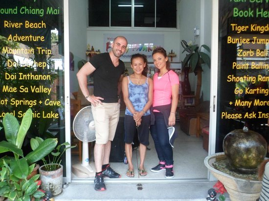 Funky Monkey Guesthouse & Tours: Nuy