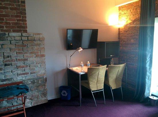Hotel Le Priori: Room 52