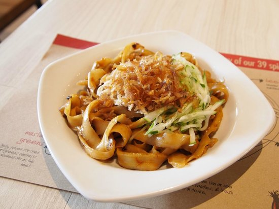 Red Onion Cafe: Red Onion Oil Noodle